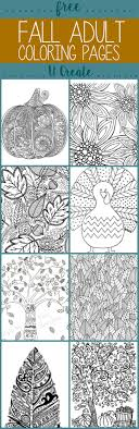halloween adult coloring pages u create fall coloring pages at u create