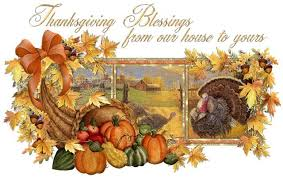 Image result for Thanksgiving Blessings clipart