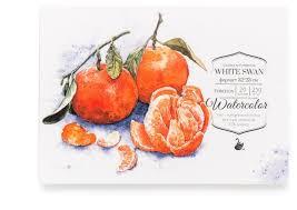 <b>Альбом для акварели Малевичъ</b> White Swan 32 х 23 см, 250 г/м² ...