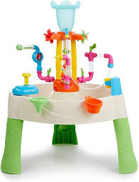 Little Tikes Fountain Factory Water Table: Toys & Games - Amazon.com