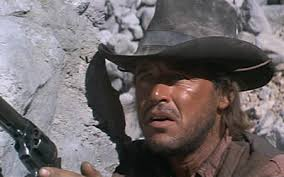 "Geoffrey Lewis as Stacey Bridges in High Plains Drifter. But whilst there is this stereotypical side to ""High Plains Drifter"" there is also a much darker ... - 837-3"