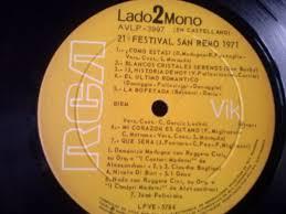 Bildresultat för SAN REMO FESTIVAL 1971
