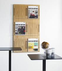 magazine rack wall mount: full size of living room winning wall mounted magazine display rack stunning conducco wall mounted magazine