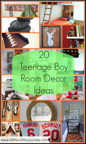 teen boy ideas teenage boys  teenage boy room decor ideas a little craft in your daya little
