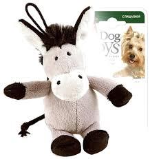 <b>Игрушка</b> для собак <b>GiGwi Dog</b> Toys Ослик (75104) — купить по ...
