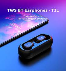 2018 <b>QCY T1C Mini Bluetooth</b> Earphones wi- Buy Online in Kenya ...