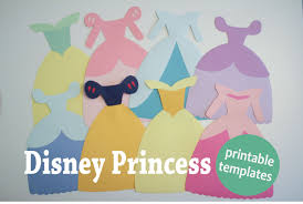 disney princess dress paper templates reiko handcrafted 7 2015 in paper crafts by amie