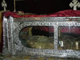 Αποτέλεσμα εικόνας για εικονα κοιμησεως αγιου γερασιμου