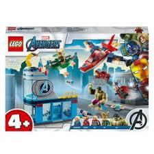 <b>Lego</b> Marvel <b>Super Heroes</b> | Smyths Toys