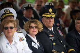 u s department of defense photo essay army chief of staff gen ray odierno and wife linda observe the national