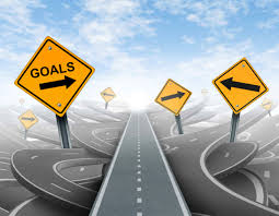 first step to your journey to millions setting financial goals