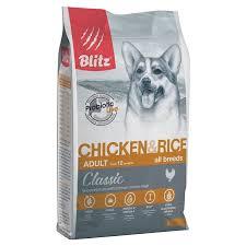 Сухие <b>корма для собак BLITZ</b> - отзывы, рейтинг и оценки ...