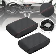 <b>pu leather</b> car center armrest console box cover <b>protection</b> for honda ...