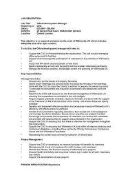 medical office manager job description samples   resumeseed commedical office manager job description