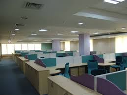 software company office. prime location commercial property available on golf course road in dlf phase v gurgaon software company office h