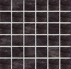 Мозаика каменная <b>керамогранит Mosaico Ardoise</b> Noir Grip 30x30 ...