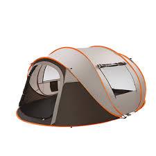 3-4/5-8 Person <b>Dome Tent</b> Windproof Waterproof UV Snow ...