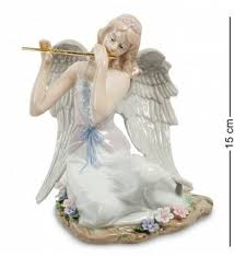 "Статуэтка ангел ""Волшебная флейта"" (<b>Pavone</b>) <b>JP</b>-<b>16/11</b> ..."