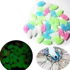 Assorted <b>Colors Spokes</b> Bead <b>Bike</b> Decoration Accessories for Kids ...