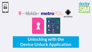 how to unlock any t mobile or metropcs android phone the how to unlock any t mobile or metropcs android phone the device unlock app