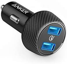 Car Charger, Anker Quick Charge 3.0 39W Dual USB ... - Amazon.com