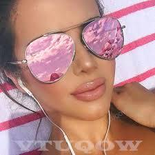 2019 New <b>Luxury</b> Brand <b>Aviation women's Sunglasses</b> Fashion hue ...