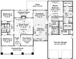 Craftsman House Plan chp  at COOLhouseplans com