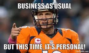 Photos: Top twenty Broncos memes give fans reasons to keep calm at ... via Relatably.com