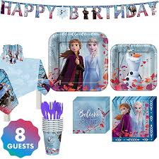 Frozen Party Supplies - <b>Frozen 2 Birthday</b> Party Ideas | Party City
