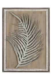 Foreside <b>Leaf</b> Wall Art | Nordstrom