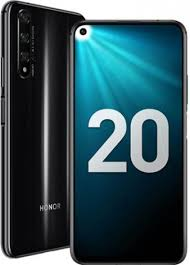 <b>Смартфон Honor 20</b> 6/128 Gb Black