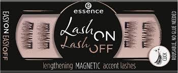 Essence <b>Накладные ресницы Lash</b> on lash off, магнитные, №01 ...