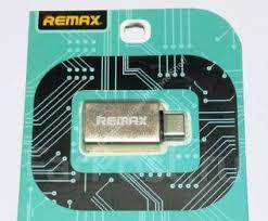 Фирменный OTG переходник <b>Remax USB Type C</b> - <b>USB</b> (гарантия ...