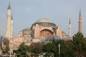 Santa Sofia a Istanbul