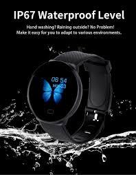 <b>D19 Smart Watch</b> Men <b>Women</b> Swartwatch 1.3 Screen Fitness ...