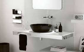 cute adella corner wall mount bathroom sink