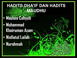 Image result for hadis maudhu