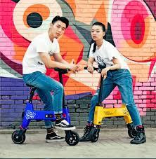 <b>Xiaomi</b> выпустила странный электрический велосипед <b>Himo H1</b> ...
