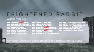 '<b>Painting</b> of a Panic Attack' is out now:... - <b>Frightened Rabbit</b> | Facebook