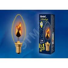 <b>Лампа</b> LED декоративная светодиодная, форма свеча, <b>IL</b>-<b>N</b>-<b>C35</b> ...