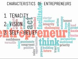 entrepreneur research project by chris passante characteristics of entrepreneurs