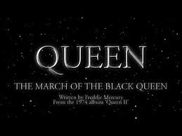 <b>Queen</b> - The March of The Black <b>Queen</b> (Official Lyric Video ...