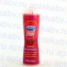 ИНТИМ <b>ГЕЛЬ</b>-<b>СМАЗКА DUREX PLAY</b> SWEET <b>STRAWBERRY</b> ...