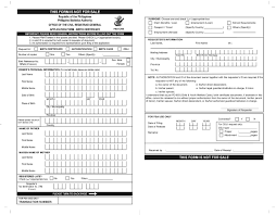 How To Apply For Nso Birth Certificate Iweb Ph