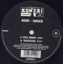 Body - <b>Shock</b>* - <b>Full Moon</b> / Sleepless (2000, Vinyl) | Discogs