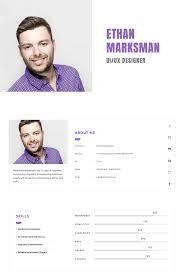 15 best html resume templates for awesome personal sites cvitae responsive html resume website template