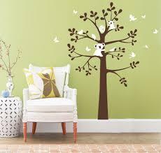 nursery decor super house tree  super koala bird on font b tree b font font b wall b font font b