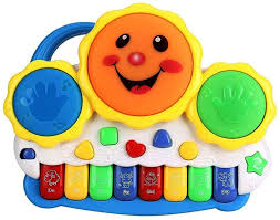 Drum Keyboard Musical Toys Developmental Baby Toys Baby rania ...