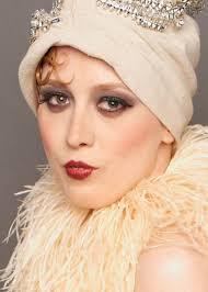 tutorial great gatsby makeup