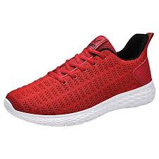 Lailailaily <b>Couple</b> Mesh Cloth Breathable <b>Outdoor Sneakers Shoes</b> ...